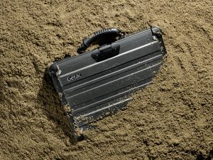 Getac X500 Sandy Beach
