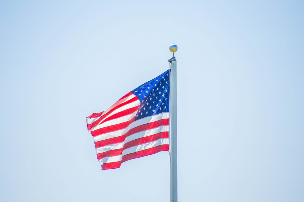 technology solutions for state and local governments, flag