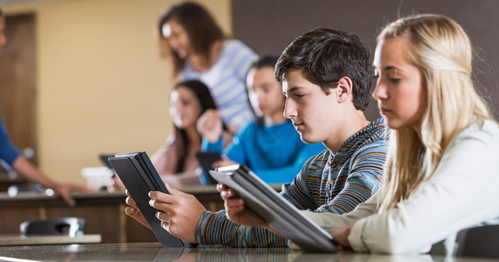 technology solutions for education