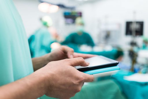 technology for healthcare industry