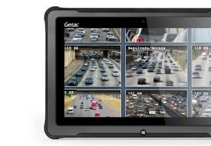 Advanced 4G LTE Getac Tablet F110