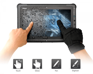 LumiBond Touchscreen Getac f110 Tablet