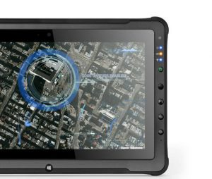 Dedicated GPS Getac Tablet F110