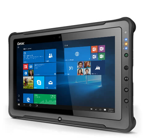 Getac F110 Fully Rugged 11.6