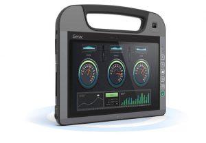 4G LTE Fast Tablet Getac RX10