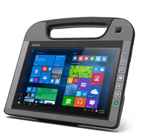 Getac RX10 Fully Rugged 10.1
