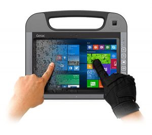 Lumibond Touch Technology Getac Tablet RX10