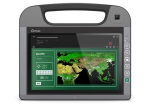 Service Coverage Getac RX10 Tablet