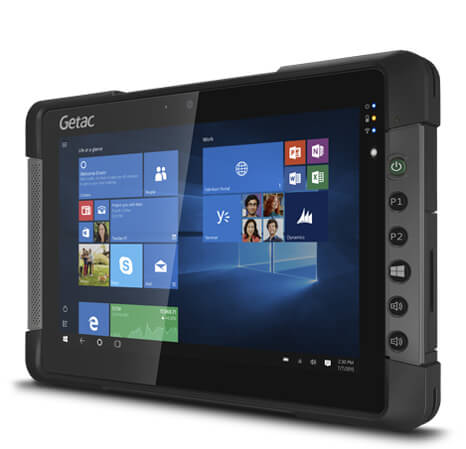 "Getac T800 Fully Rugged 8.1"" Tablet"