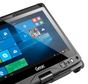 Tablet Display Getac V110