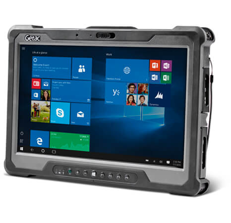 Getac A140 Fully Rugged 14
