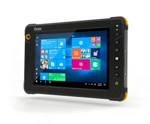 "Getac EX80 Fully Rugged Class 1 8"" Tablet"