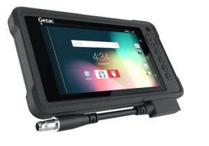 Android OS Getac Tablet MX50