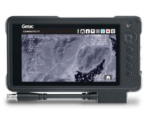 Android Tablet Display Getac MX50