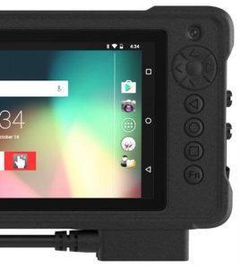 Platform Stablility Getac Tablet MX50