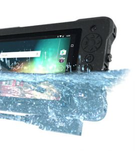 Waterproof Android Laptop Getac MX50