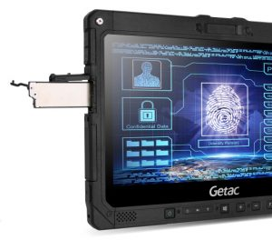 Getac K120 Hardware Security