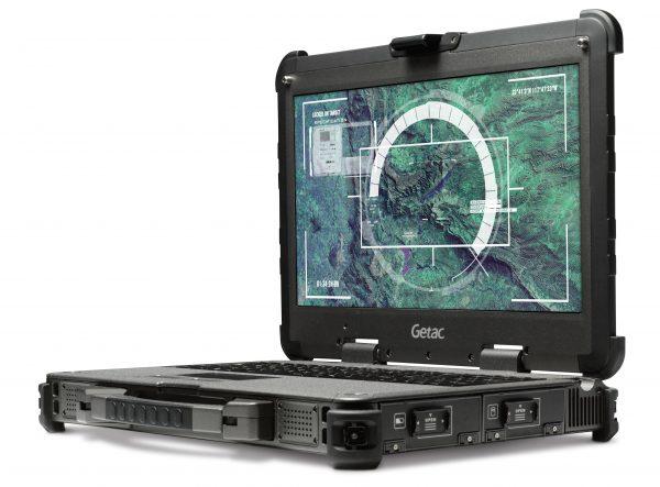 Getac X500 Ultra Rugged 15″ Laptop