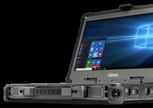 X500 Getac Sunlight Readable Display